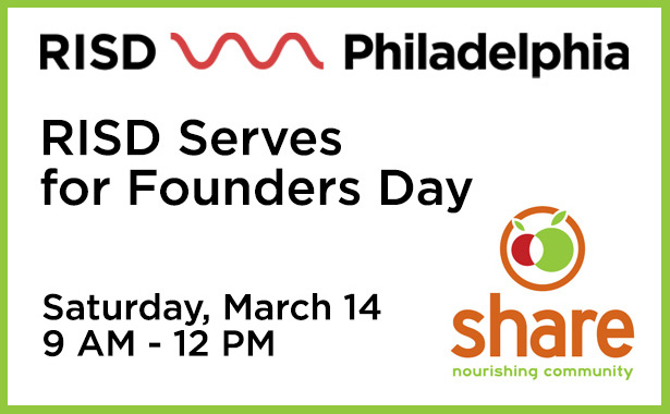 RISD Philadelphia Founders Day