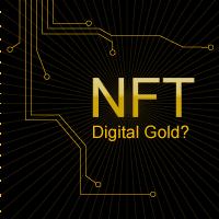 Image for NFT Digital Gold event