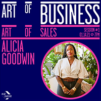 Image of Art of Sales with Alicia Goodwin