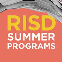 RISD Summer Programs graphic