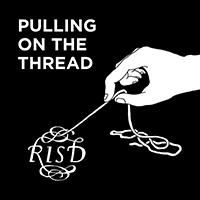 Pulling on the Thread logo