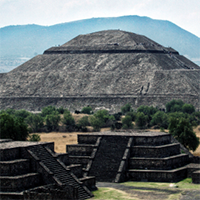 Photo of Mexican historic site