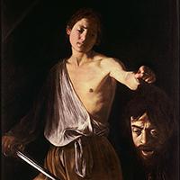 Image of Caravaggio painting